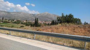 Fahrt Griechenland Ermioni Psari 2