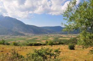 Psari Korinth Peloponnes Umgebung