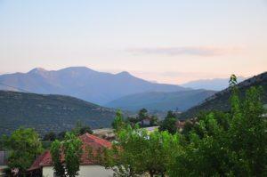 Psari Peloponnes Panorama