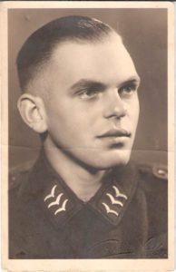 Paul Gerhard Wierschke | Unteroffizier der Wehrmacht
